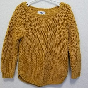 Old Navy GirlsThick Sweater